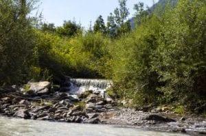 DrauPaddelweg Oberkärnten Naturerlebnis