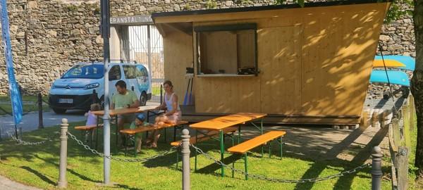 Basecamp Sachsenburg